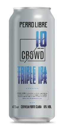 Cerveja Perro Libre Triple IPA - 473ml