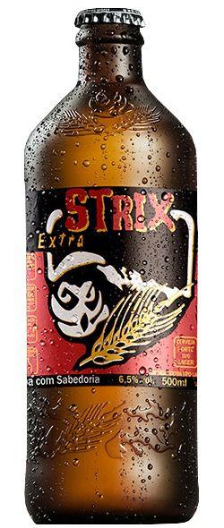 Cerveja Coruja Strix Lager Extra - 500ml
