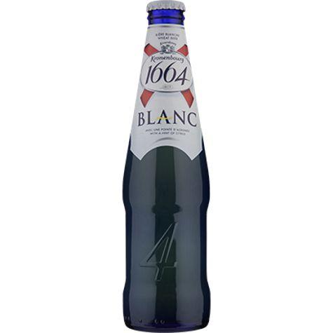 Cerveja Kronenbourg 1664 Blanc Wheat Beer - 330ml
