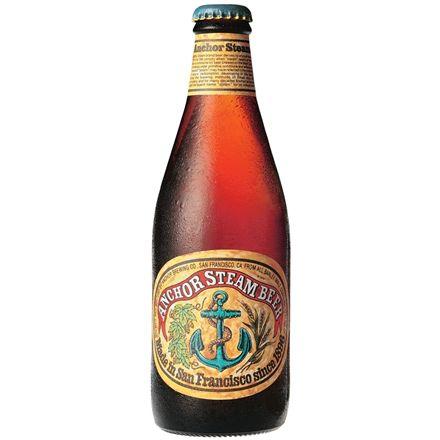 Cerveja Anchor Steam Beer - 355ml