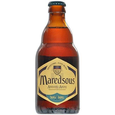Cerveja Maredsous 10 Tripel - 330ml
