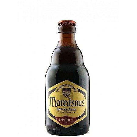Cerveja Maredsous 8 Brune - 330ml