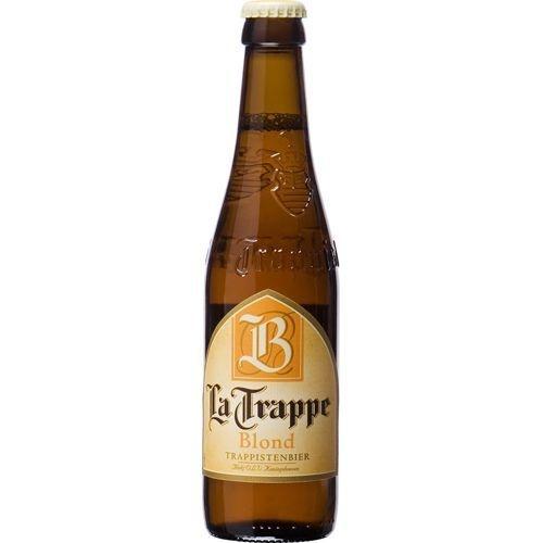 Cerveja La Trappe Blond - 330ml
