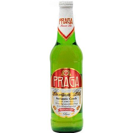 Cerveja Praga Premium Pils - 500ml