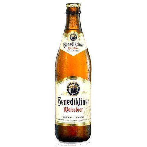 Cerveja Benediktiner Weissbier - 500ml