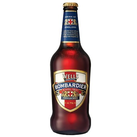 Cerveja Wells Bombardier - 500ml