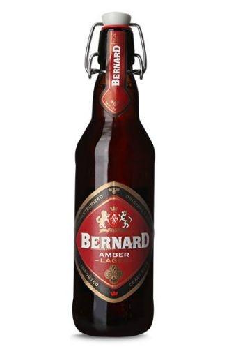 Cerveja Bernard Amber Lager - 500ml