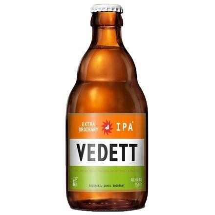 Cerveja Vedett Extra Ordinary IPA - 330ml