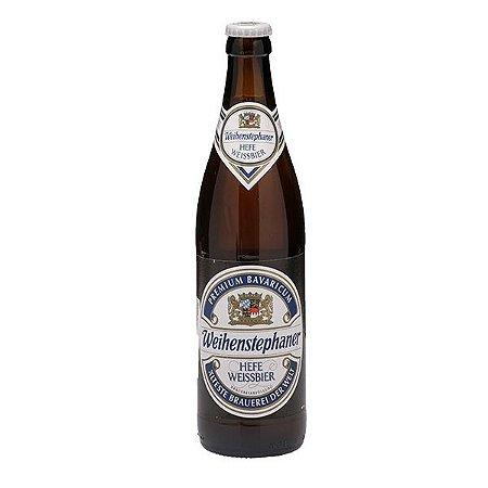 Cerveja Weihenstephaner Hefe Weissbier - 500ml