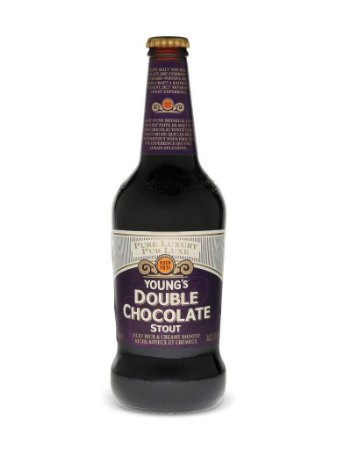 Cerveja Young's Double Chocolate Stout - 500 ml