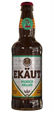 Cerveja Ekäut Munich Helles - 500ml