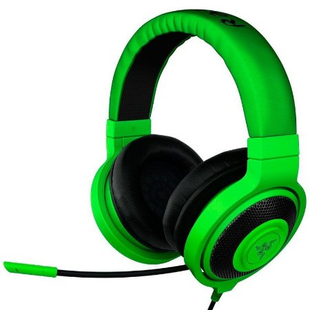 HeadSet Gamer Razer Kraken Pro Green - RZ04-00870100-R3U1