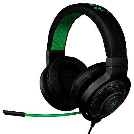 Headset Gamer Razer Kraken Pro Black - RZ04-00870300-R3M1