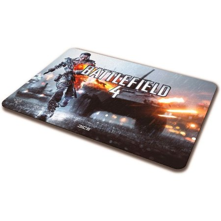 Mouse Pad Gamer Razer Destructor 2 Battlefield 4 - RZ02-00200500-R3U1