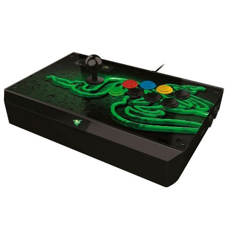 Joystick Gamer Razer Atrox Arcade Stick for Xbox 360 - RZ06-00730100-R3U1
