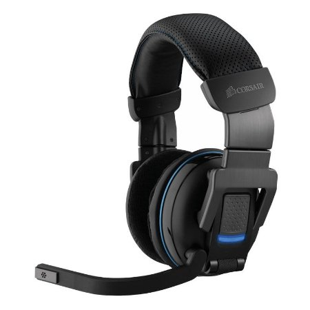 HeadSet Gamer Corsair Vengeance 2100 7.1 USB c/ Microfone Wireless - CA-9011125-NA
