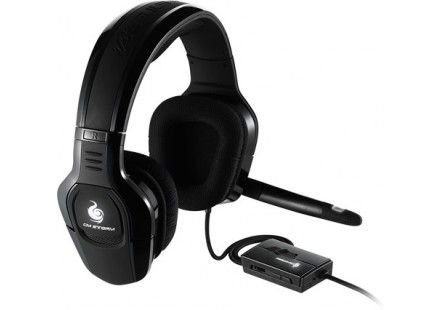 HeadSet Gamer Cooler Master Sirus-C 2.2 Play 4 - SGH-4650-KC3D1