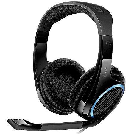 HeadSet Gamer Sennheiser U320 7.1 P2 - 504568