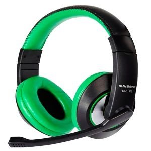 HeadSet Gamer TecDrive Xfire TEC-F2 Green