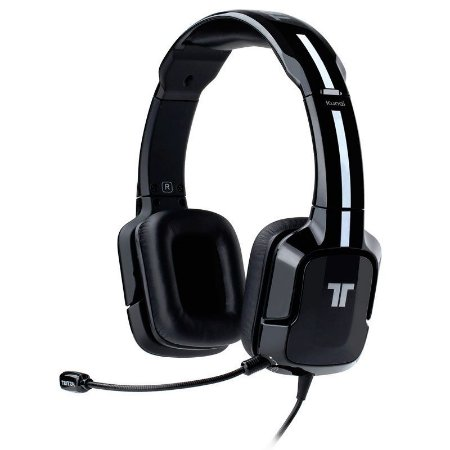 HeadSet Gamer Tritton Kunai Black - J70-TRI 903590002