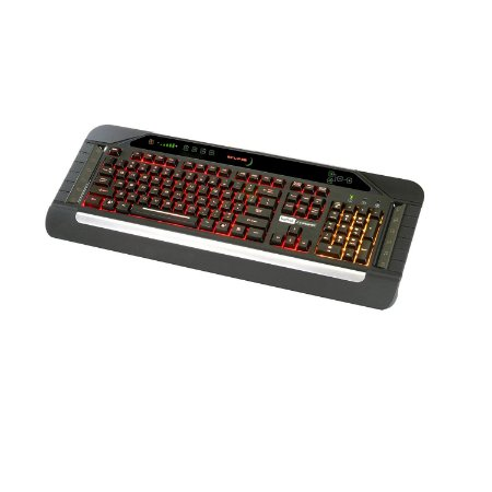 Teclado Gamer Saitek Eclipse III BackLit USB - PK24U