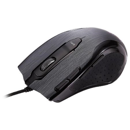 Mouse Gamer Tesoro Shrike TS-H2L Silver
