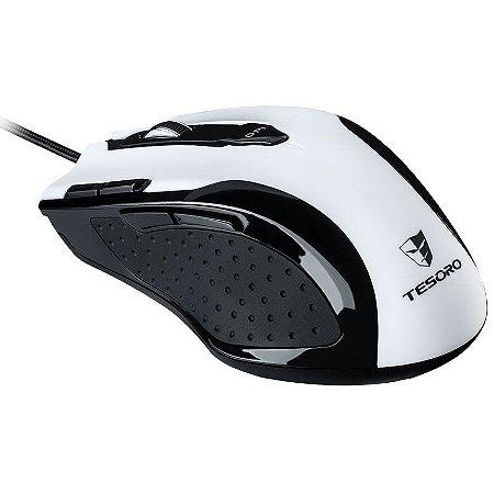Mouse Gamer Tesoro Shrike TS-H2L White