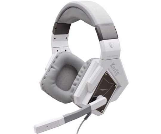 Headset Gamer Tesoro Kuven Angel White 7.1