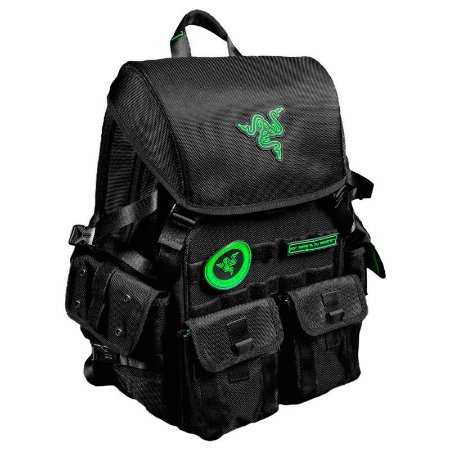 Mochila Razer Tactical Pro Backpack - RC21-00720101-0000
