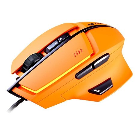 Mouse Gamer Cougar 600M Orange - 8200DPI-600MO