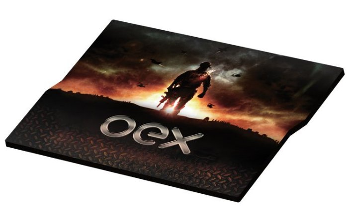 Mouse Pad Gamer OEX Action  Profissional MP-300