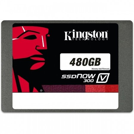 SSD Gamer Kingston 480GB SV300S37A/480g