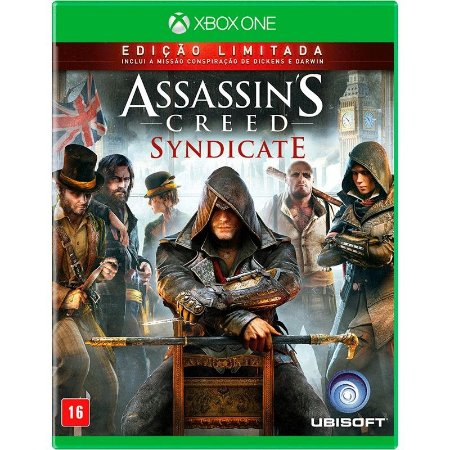 Assassin's Creed Syndicate Signature Edition Xbox One