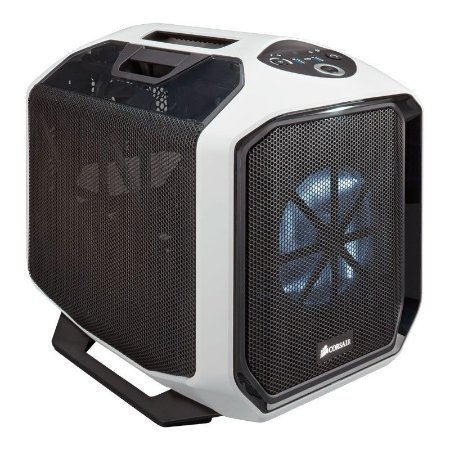 Gabinete Gamer Corsair Graphite 380T White