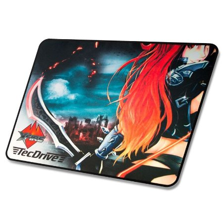 Mouse Pad Gamer TecDrive Xfire Legend Of War Speed