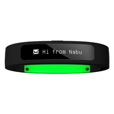 Nabu Smartband Razer Small/Medium Black/Green - RZ15-01520200-R3U1