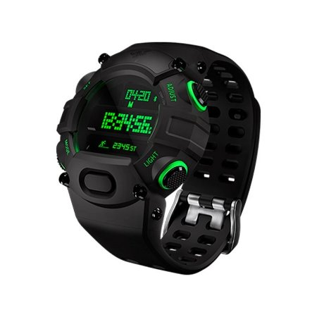 Relógio Gamer Razer Nabu Watch Smart WristWear