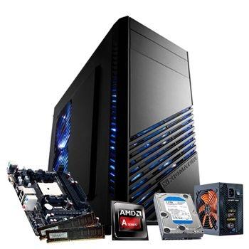 PC GAMER G7 AMD SPIRIT A10 7850k 8GB 2x4 1600Mhrz