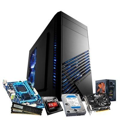 PC GAMER G7 AMD SPIRIT FX R7 360