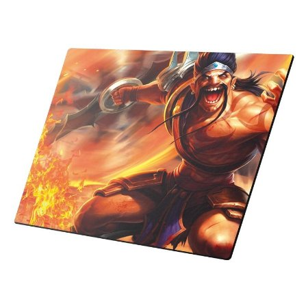 Mousepad Gamer League of Legends Draven Pequeno - DTN-MNI205230-1001