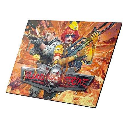 Mousepad Gamer Bloodstrike Pequeno - DTN-MNI205230-1009