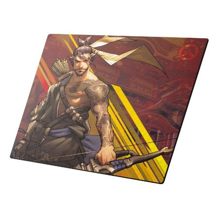 Mousepad Gamer Overwatch Hanzo Pequeno - DTN-MNI205230-1013