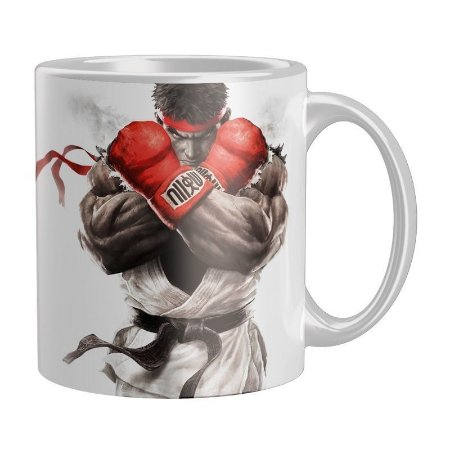 Caneca Street Fighter V Ryu - DTN-CNCWT-1007
