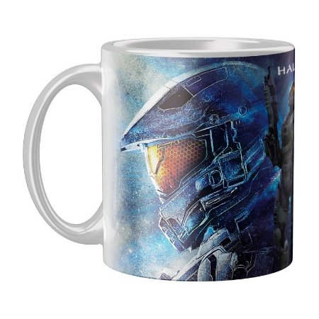 Caneca Halo Master Chief - DTN-CNCWT-1008