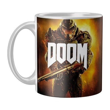 Caneca Doom - DTN-CNCWT-1009