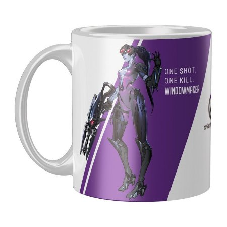 Caneca Overwatch Widowmaker - DTN-CNCWT-1012