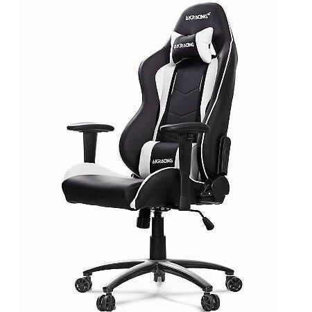 Cadeira Gamer AKRacing Nitro White - AK-NITRO-WT