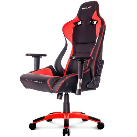 Cadeira Gamer AKRacing ProX Red - AK-PROX-RD
