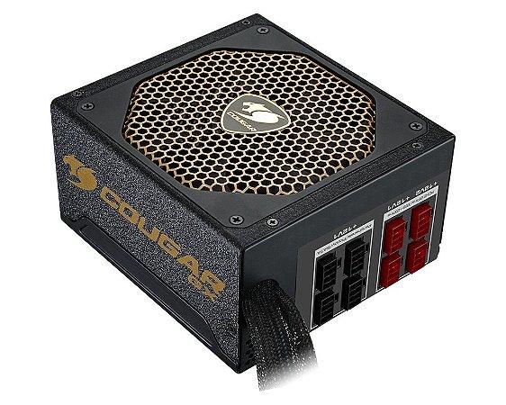 Fonte Gamer Cougar GX 800w Power Supply Unit