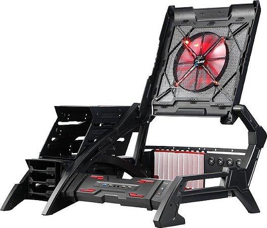 Gabinete Gamer Aerocool Strike X Air